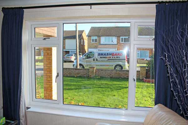 Window Film - The Alternative to Net Curtains
