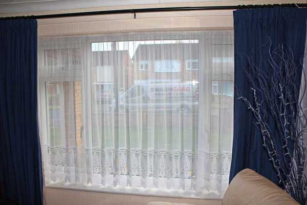 Natural Looking Privacy Window Film