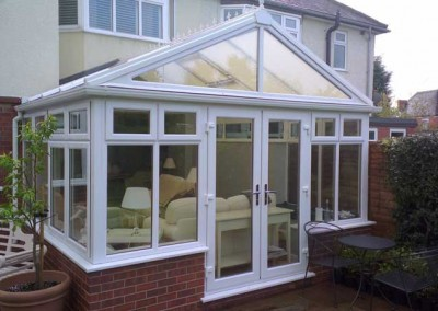 Conservatory privacy